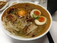濃い!美味い!W卵・徳島ラーメン